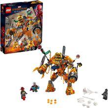 LEGO® Marvel Super Heroes™ 76128 - Duell mit Molten Man