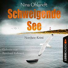 CD Nina Ohlandt - Schweigende See Hörbuch