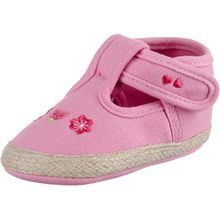 MaxiMo Krabbelschuhe für Mädchen rosa Mädchen