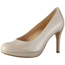 Högl 1-10 8005, Damen Plateau Pumps, Beige (0800), 37 EU (4 Damen UK)