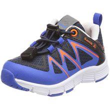 Kamik Jungen Charge Sneaker, Blau (Blue-Bleu), 31 EU