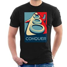 Conquer Day Of The Tentacle Hope Men's T-Shirt
