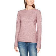 Betty Barclay Damen Pullover 3968/2991, Violett (Elderberry 6245), 46