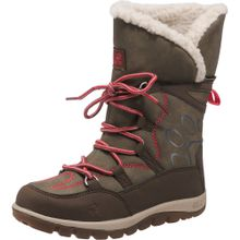 JACK WOLFSKIN Boots 'Rhode Island Texapore High' braun
