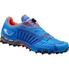 Dynafit - Feline SL Herren Trailrunningschuh (blau/rot) - EU 45 UK - 10,5
