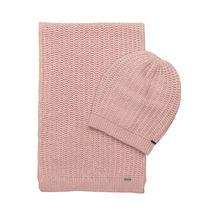 HUGO Set: Schal und Mütze