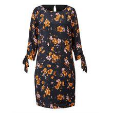 Sienna Kleid mit floralem Druck