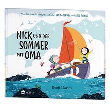 Buch - Nick und der Sommer mit Oma