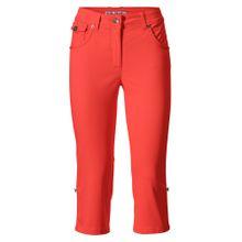 Heine Capri-Jeans orangerot