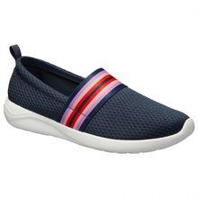 Crocs - Women's Literide Mesh Slip On - Sneaker Gr W10;W5;W6;W7;W8;W9 schwarz/grau;grau;schwarz