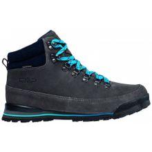 CMP - Heka WP Herren Mountain Lifestyle Schuh (grau/blau) - EU 45