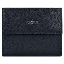 Bree Nola New 104 Geldbörse RFID Leder 12 cm schwarz Damen