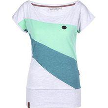 Damen T-Shirt Naketano Herbert IX T-Shirt