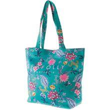 Seafolly Strandtasche Water Garden Strandtaschen grün Damen