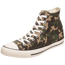 CONVERSE Chuck Taylor All Star High Sneakers High grün-kombi