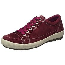 Legero Damen Tanaro Sneaker, Rot (Rubin), 41 EU (7 UK)