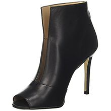 Guess Damen Footwear Dress Shootie Peeptoe Pumps, Schwarz (Black Black), 39 EU