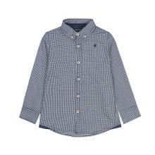 Marc O'Polo Junior Jungen Hemd blau