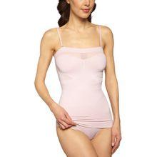 Triumph Damen Unterhemd Curvy Sensation Shirt 01, Gr. 40/42 (M), Rosa (ATMOSPHERE (MC))