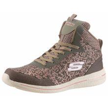 SKECHERS Sneaker 'Burst 2.0 Fashion Forwad' braunmeliert / bronze / oliv