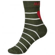 Maloja - Women's BajaM. - Multifunktionssocken Gr 36-38;39-42 lila/rot