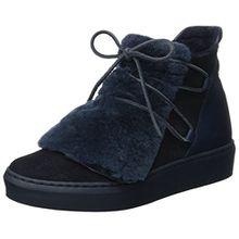 GANT Footwear Damen Anne Stiefel, Blau (Marine), 39 EU