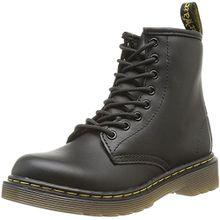 Dr. Martens Unisex-Kinder 1460 Y Klassische Stiefel, Schwarz (Black 001), 38.5 EU