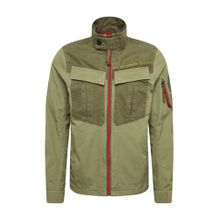 G-STAR RAW Jacke 'Truss field' khaki / oliv