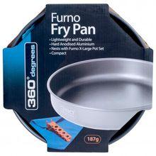 360 Degrees - Furno Fry Pan - Pfanne Gr 22 cm grau