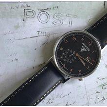 Junkers-Uhren Quarzuhr »Eisvogel, 6730-5O«