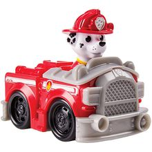 Paw Patrol Basic Vehicle Fire Truck Marshall