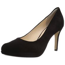 Högl 2-12 8002, Damen Plateau Pumps, Schwarz (0100), 37.5 EU (4.5 Damen UK)
