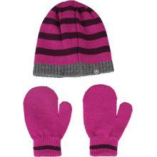 COLOR KIDS Mütze-Handschuhe Set - Daru