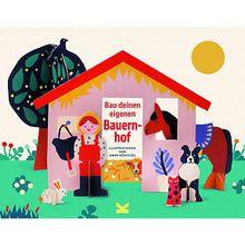 Buch - Bau deinen eigenen Bauernhof