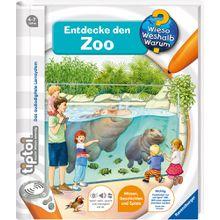 Ravensburger tiptoi® Entdecke den Zoo