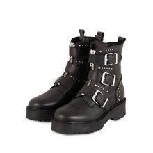 Mrs & HUGS Biker Boots