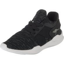 KangaROOS Sneakers 'Low K-MUSE' schwarzmeliert