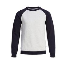 Produkt Pullover navy / hellgrau