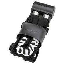 Kryptonite - Keeper 810 Foldable - Fahrradschloss Gr 8 mm / 100 cm schwarz/grau