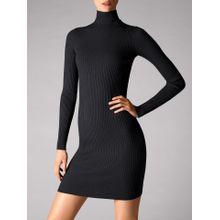 Viscose Rib Dress - 7005 - L