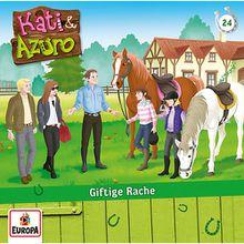 CD Kati & Azuro 24 - Giftige Rache Hörbuch