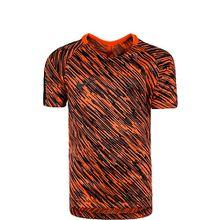 Kinder Trainingsshirt  Dry Squad Graphic orange/schwarz
