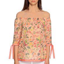 Milano Blusenshirt in rosa für Damen