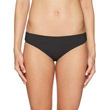 Seafolly Damen Bikinihose Active Hipster, Schwarz (Black), 40 (Herstellergröße: 14)