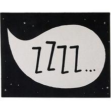 Kinderteppich Sleep Tight, mehrfarbig, 95 x 125 cm