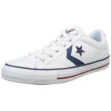 Converse Sp Core Canv Ox 289161-52-10 Unisex - Erwachsene Sneaker, Weiß (Weiß), 43 EU/9.5 UK