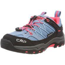 CMP 'Kids Rigel Low WP' Multifunktionsschuhe hellblau / grau / pink / schwarz
