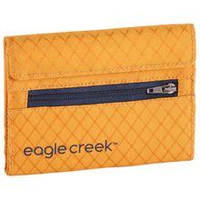Eagle Creek - RFID International Tri-Fold Wallet - Geldbeutel schwarz;orange;grau/blau