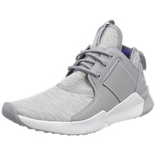 Reebok Guresu 1.0, Damen Sneaker, Grau (Cool Shadow/White/Deep Cobalt), 38 EU