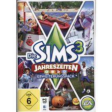 PC Die Sims 3 - Jahreszeiten (Add-On)